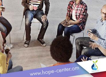 برنامج اعادة التاهيل والاقامة وعلاج الادمان