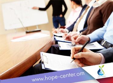 تصميم البرامج التدريبية في علاج الادمان
