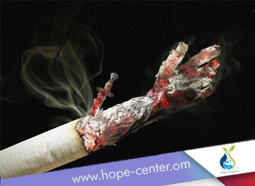 علاج الادمان علي التدخين