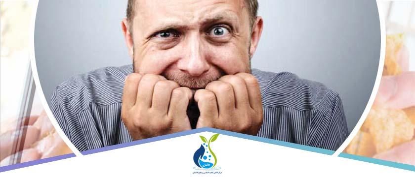 اضطراب القلق - الاضطرابات النفسية