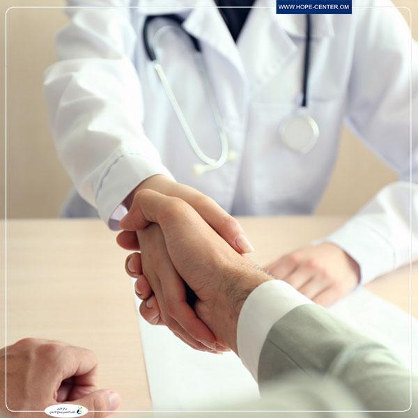 مراحل علاج الاعراض الانسحابية