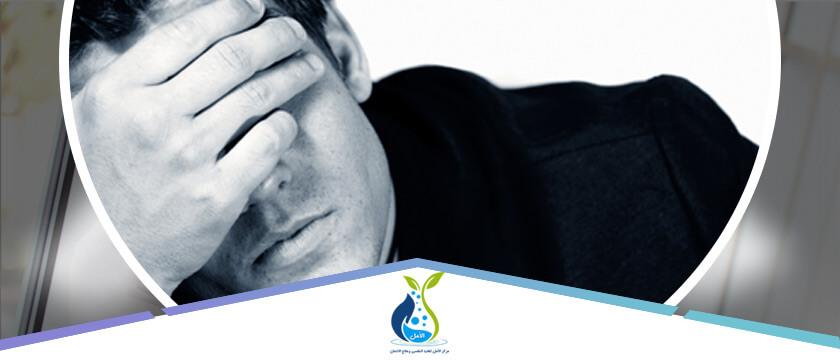 القلق بين المرض و الشعور الطبيعي