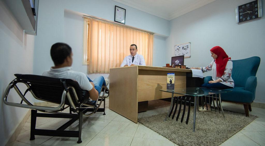 برامج علاجية متكاملة