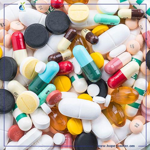 تاثير تناول مخدر الكيميكال