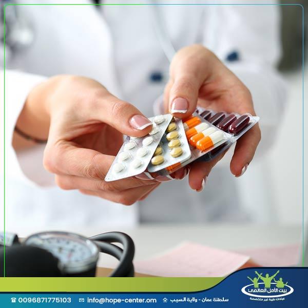 هل توجد أدوية تستخدم في علاج الاكتئاب فى المنزل