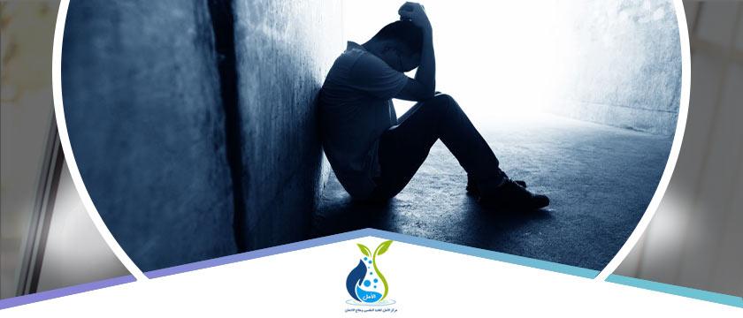 اعراض الحالة النفسية على الجسم