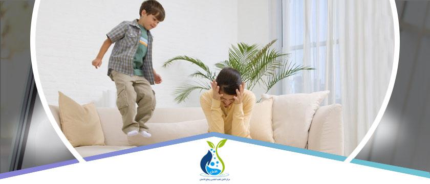 أعراض فرط الحركة ونقص الانتباه