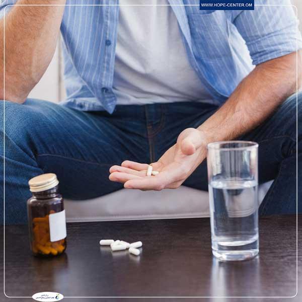 ادوية علاج ادمان الحشيش