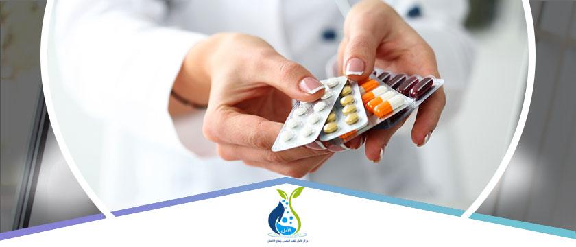 أدوية تبطيل مخدر البودر