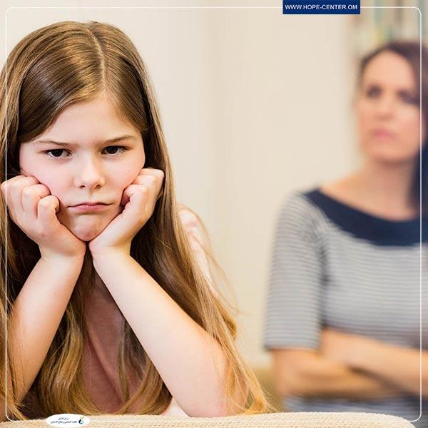 أسباب الإصابة باضطراب التحدي الاعتراضي