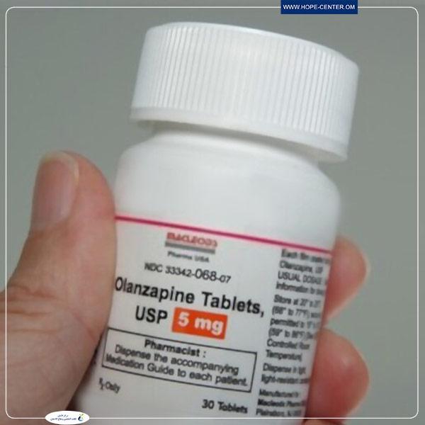 ما هو دواء اولانزابين